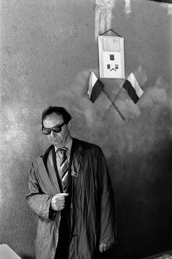 Czesław Siegieda, documentary photographer, photographs